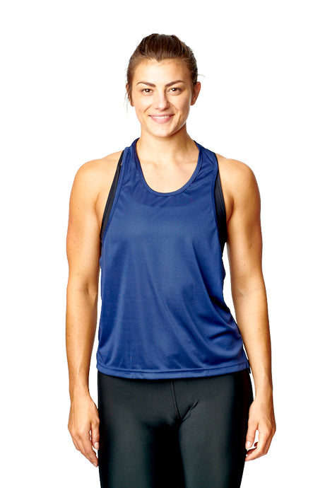 ACTIVE MESH VEST freeshipping - athleticsportswear.co.uk