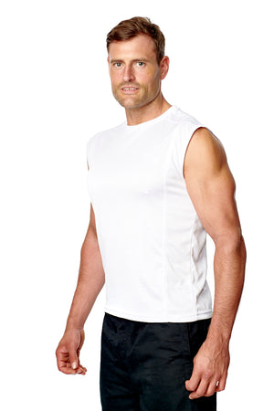 Mens Sleeveless Top