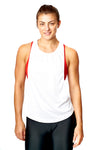 Womens Active Wear Stringer Vest
