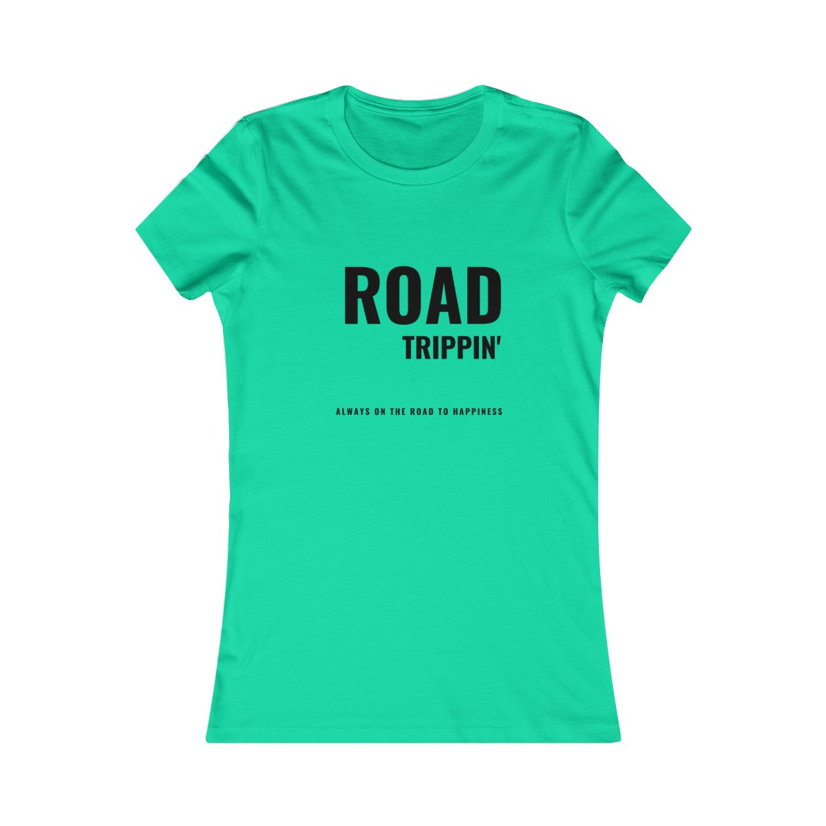 Women's Favorite Tee - The Nomad Style