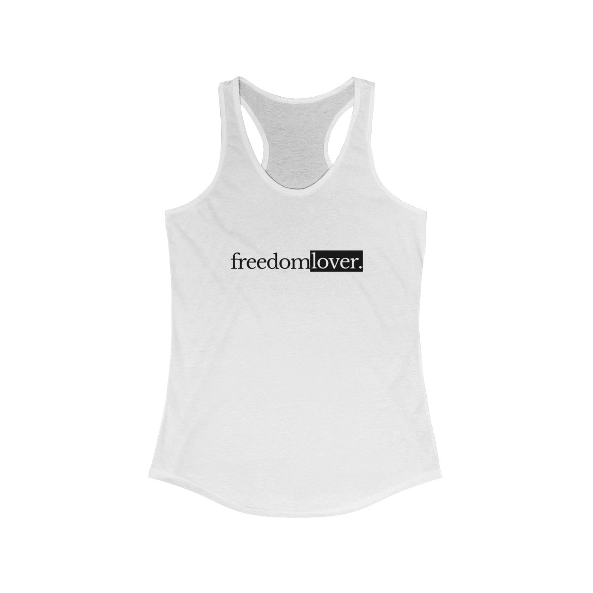 Racerback Tank - The Nomad Style