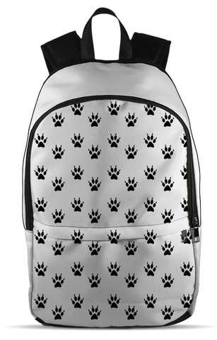 Cat Paw Print Backpack - Deals For Top Trends