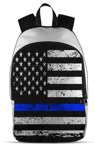 Thin Blue Line Backpack - Deals For Top Trends