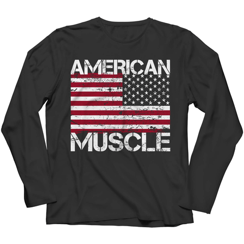 American muscle - flag custom shirts - Deals For Top Trends