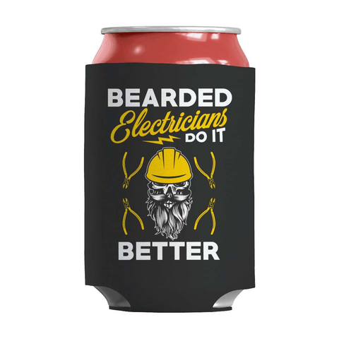 Bearded Electrician Do It Better - Deals For Top Trends