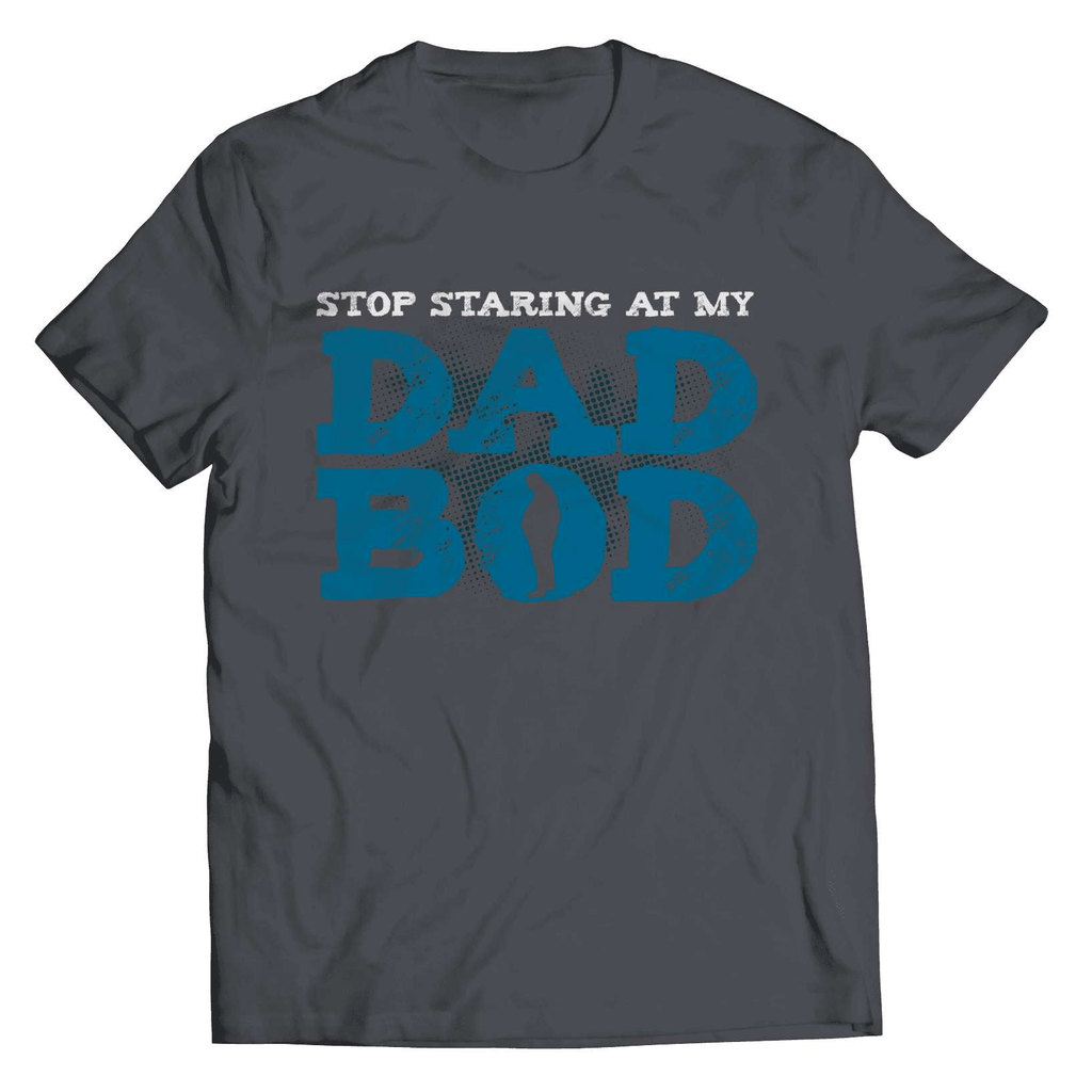 Starring At My Dad Bod T-Shirt - Deals For Top Trends