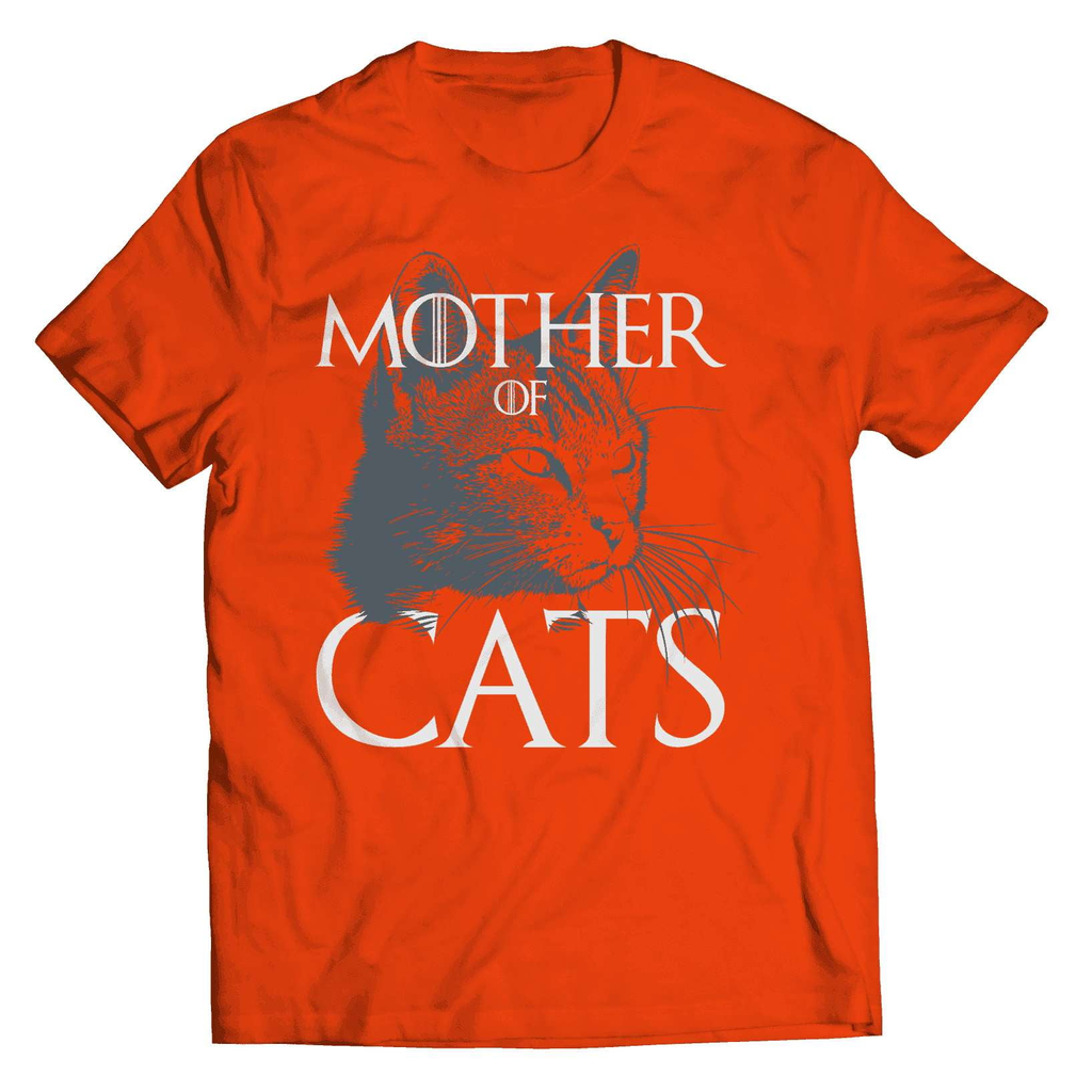 Mother Of Cats T-Shirt - Deals For Top Trends