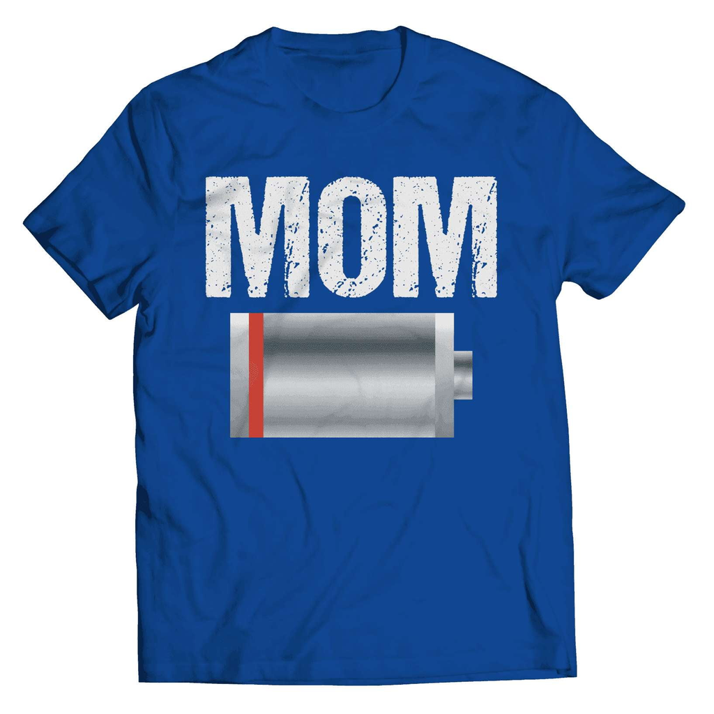 Mom Has A Low Battery T-Shirt - Deals For Top Trends