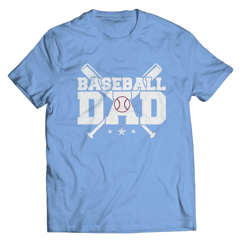 Baseball Dad T-Shirt - Deals For Top Trends