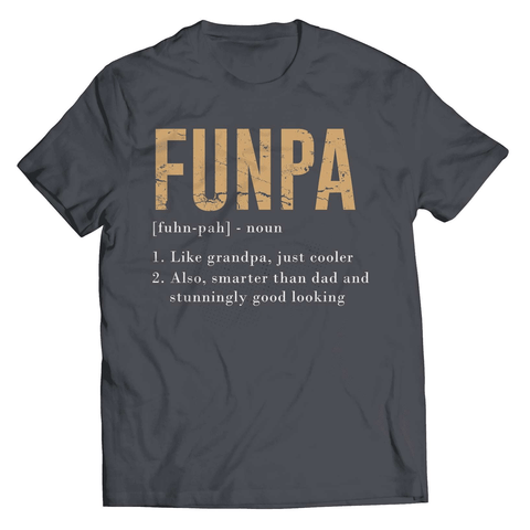 The New FundPa T-Shirt - Deals For Top Trends