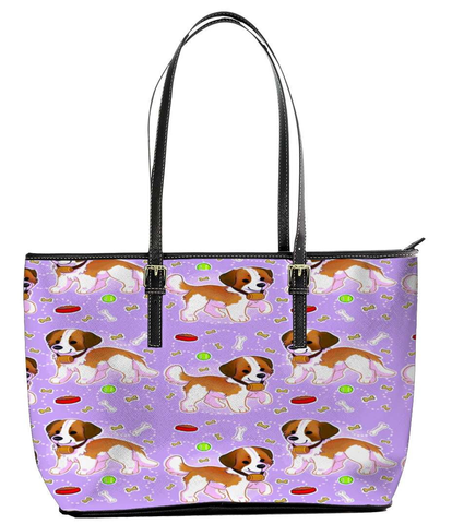 Cute Dog Small Tote Bag - Deals For Top Trends
