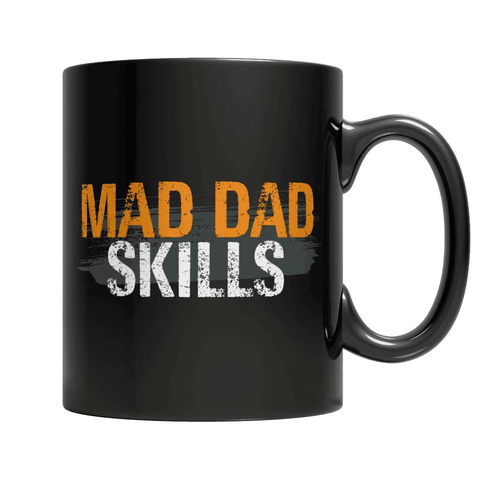 Mad Dad Skills Coffee Mug - Deals For Top Trends