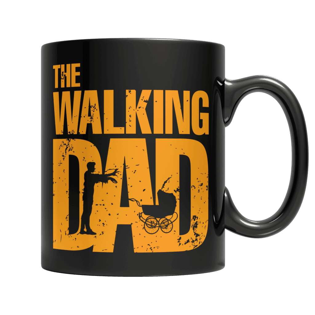 The Walking Dad Mug - Deals For Top Trends