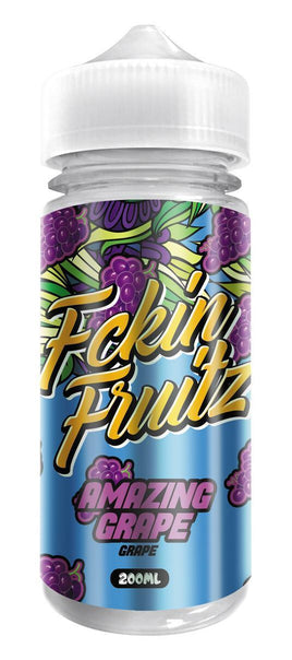 Fckin fruitz amazing grape 200ml