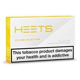 iQOS - HEETS - YELLOW LABEL