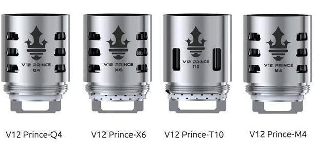SMOK COILS - V12 PRINCE COIL (SINGLE)