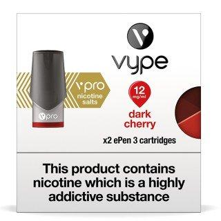 VYPE VPRO NIC SALT - DARK CHERRY