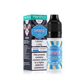 HEISEN LADY E-LIQUID BY DINNER LADY 50/50