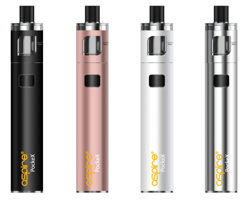 ASPIRE - POCKEX STARTER KIT