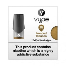 VYPE - BLENDED TOBACCO