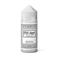 Wick Liquor boulevard 150ml – 0mg (white)
