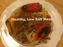 Load image into Gallery viewer, Linguine w/ Sausage Stuffed Mini Peppers