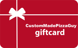 CustomMadePizzaGuy Gift Card