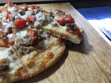Load image into Gallery viewer, Cheese & Sausage Pizza