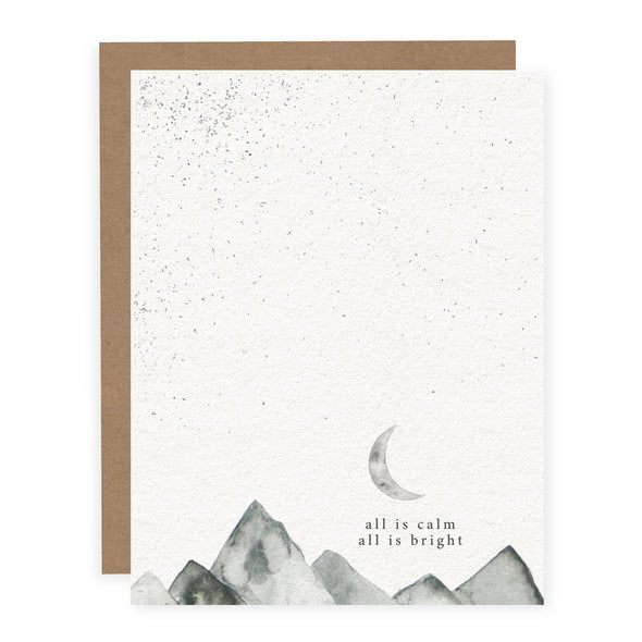 All is Calm All is Bright | Card or Boxed Set
