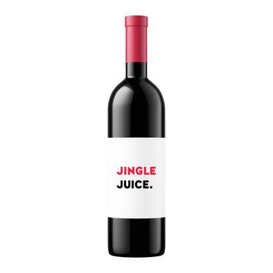 Jingle Juice | Wine Label
