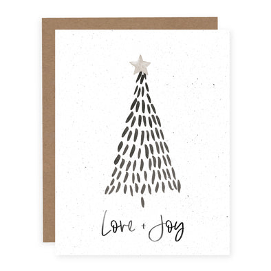 Love and Joy Tree | Card  or Boxed Set