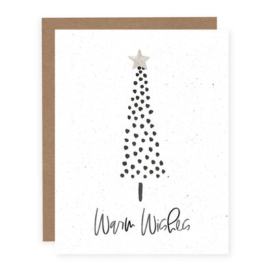 Warm Wishes Tree | Card or Boxed Set