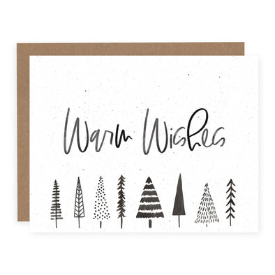 Warm Wishes Forest | Card or Boxed Set