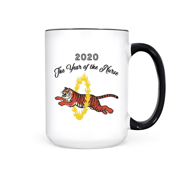 The Year of the Nurse | Mug