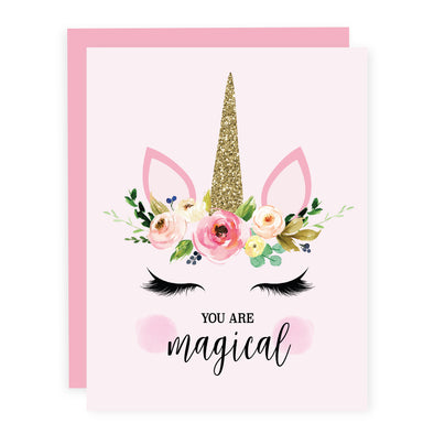 You are Magical | Card