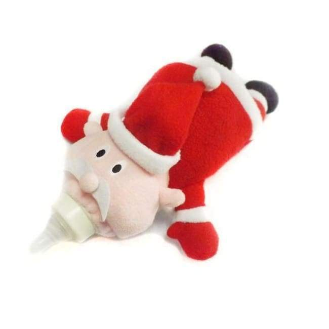 Baby Bottle Insulation Cover - Santa Claus - Baby