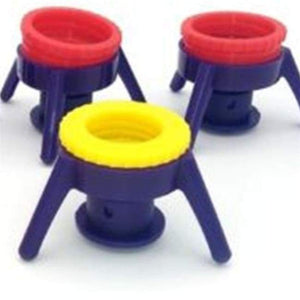 Bottle Flip Stand (6Pcs) - Purple