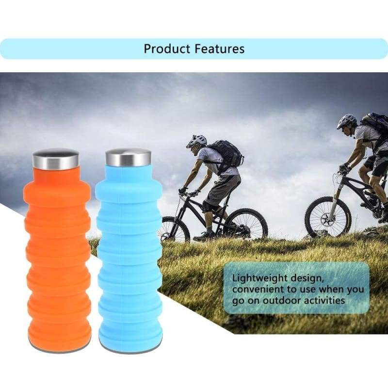 Collapsible Water Bottle - Gift