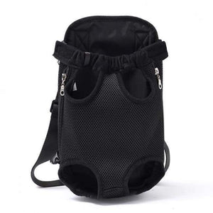Dog Carrier Backpack - Black / S - Dog