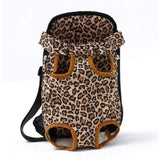 Dog Carrier Backpack - Leopard / S - Dog