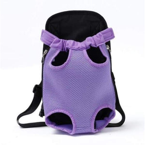 Dog Carrier Backpack - Purple / S - Dog