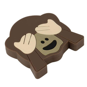 Emoji Phone Charging Pad - Monkey / Universal - Iphone