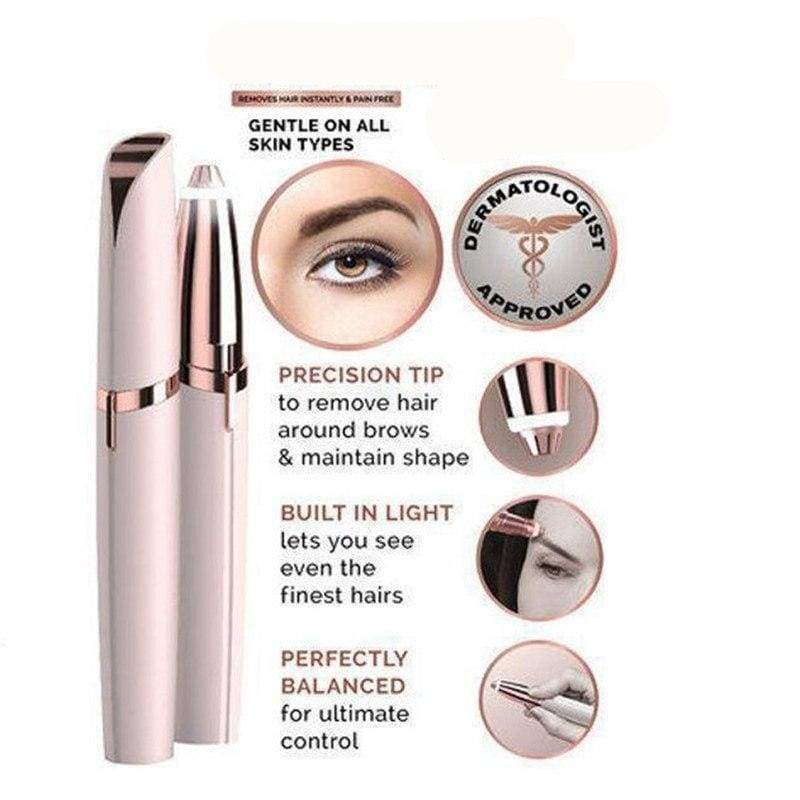 Finishing Touch Flawless Eyebrow Shaper - Beauty