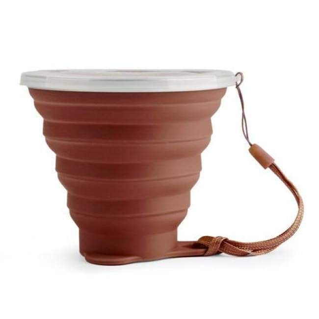Foldable Snack Cup - Coffee - Kitchen