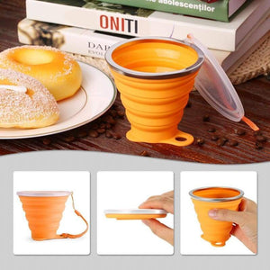 Foldable Snack Cup - Kitchen