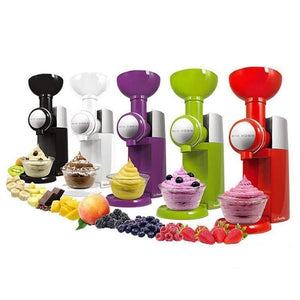 Frozen Fruit Dessert Machine - Kitchen