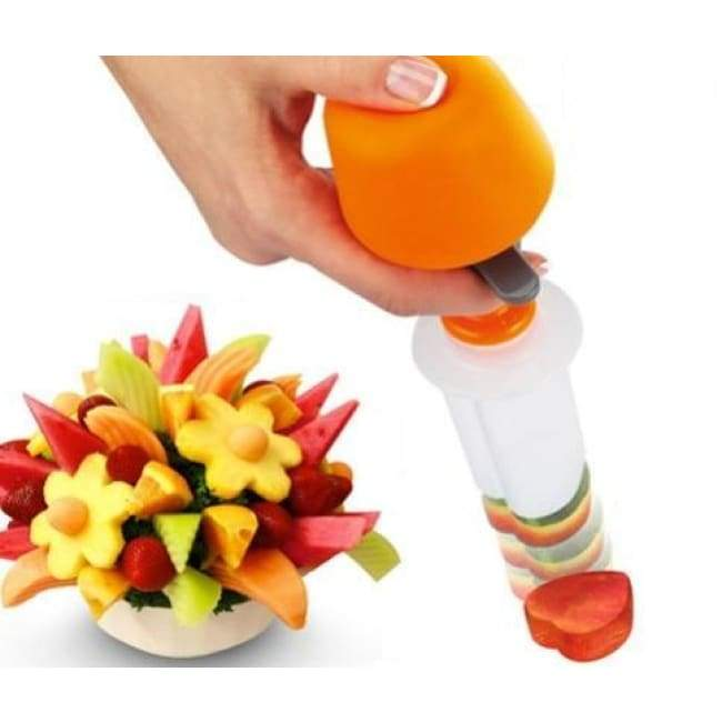 Fruit And Veggie Shape Cutter - Kitchen