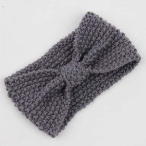 Knitted Winter Warming Headband - 28 - Hair Accessories