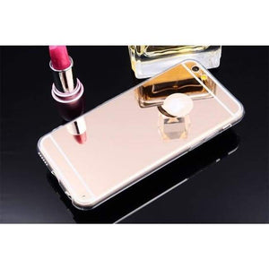 Mirrored Iphone Case For All Models - Gold / For Iphone 4 4S