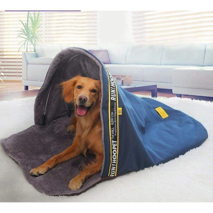 New! Pet Slipper Bed - Dog